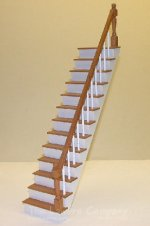 1148 - Cherry Staircase, Straight