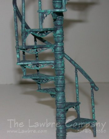 1175 - Spiral Staircase
