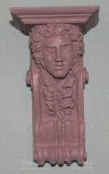 0405 - (T) Brownstone Corbel