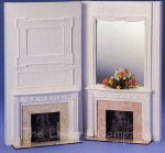 AE210 - French Empire Fireplace Unit