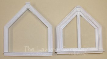 AE366 - Double Gable Window - Center