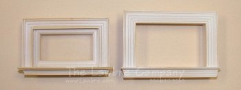 AE371 - Single Sash Window - Rectangular Pane