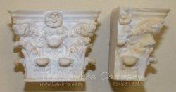 AE578 - Corinthian Capital - Engaged