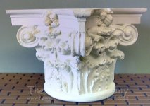 AE823 - Large Corinthian Capital