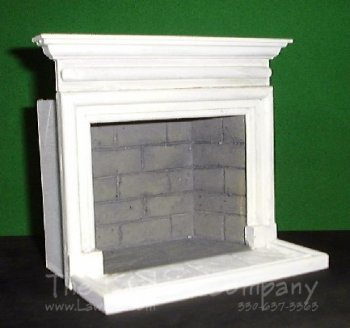 AE856 - Colonial Fireplace
