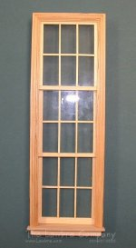 AE971 - Triple Sash Window
