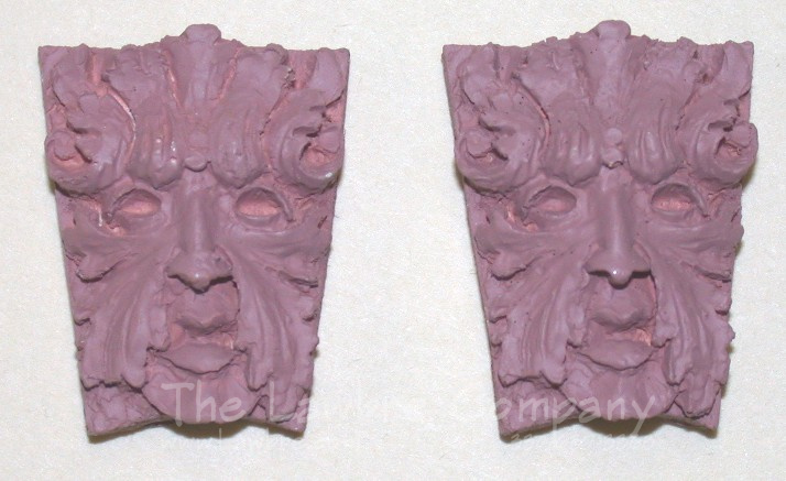 0412 - (T) Leaf Man Mask - Pair - Click Image to Close