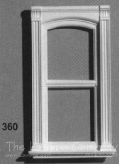 AE360 - Single Segmented Window - Regular