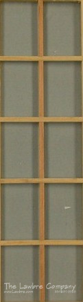 AE425 - Extra French Country House Door Grid Assembly